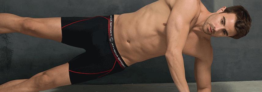 Boxers, shorty et caleçons