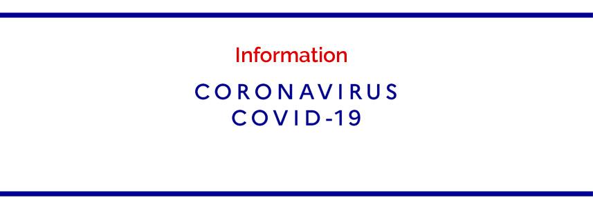 Info COVID - LIVRAISON